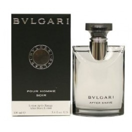 Bvlgari pour Homme Soir After Shave Lotion 100 ml